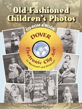 Old-Fashioned Children's Photos [With CDROM] | Dover |