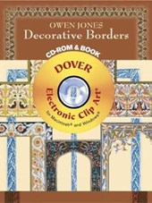 Owen Jones Decorative Borders CD-ROM and Book [With CD-ROM for Macintosh and Windows]