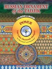 Russian Ornament of the Tadjik [With CDROM]