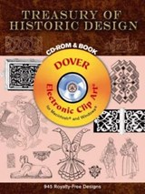 Treasury of Historic Design [With CDROM] | auteur onbekend |