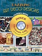 Dazzling Art Deco Designs [With CDROM]