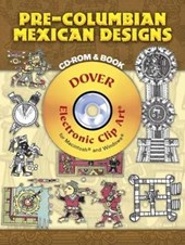 Pre-Columbian Mexican Designs [With CDROM]