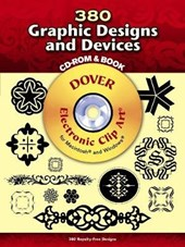 380 Graphic Designs and Devices [With CDROM]