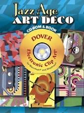 Jazz Age Art Deco [With CDROM]