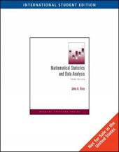 Mathematical Statistics and Data Analysis, International Edi