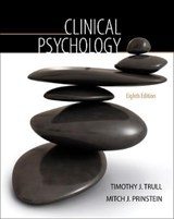 Clinical Psychology | Trull, Timothy J. ; Prinstein, Mitchell J. |