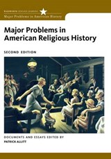 Major Problems in American Religious History |  |