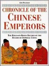 Chronicle of the Chinese Emperors | Ann Paludan |