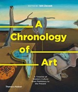 Chronology of art | Iain Zaczek |