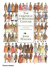 The Chronicle of Western Costume | John Peacock |
