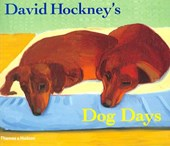 David hockney's dog days | David Hockney |
