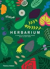 Herbarium: gift wrap