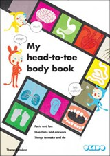My Head-to-Toe Body Book |  |