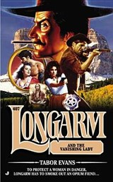 Longarm and the Vanishing Lady | Tabor Evans |