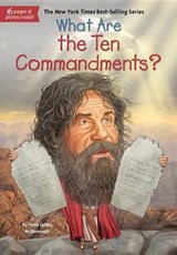 What Are the Ten Commandments? | Yona Zeldis McDonough |