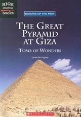 The Great Pyramid at Giza | Sarah Pitt Kaplan |