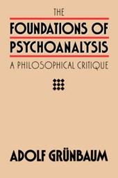 Foundation Psychoanalysis (Paper)