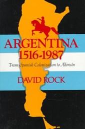 Argentina, 1516-1987