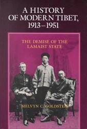 History of Modern Tibet (Paper)