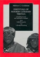 Essentials of Modern Literary Tibetan - A Reading Course & Reference Grammar