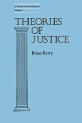 A Treaties on Social Justice V 1 - Theories of Justice | Barry |