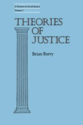 A Treaties on Social Justice V 1 - Theories of Justice