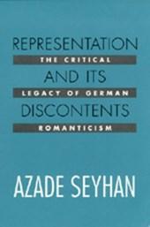 Representation & Discon (Paper)