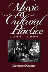 Music as Cultural Practice 1800-1900 (Paper) | Lawrence Kramer |