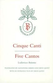 Cinque Canti - Five Cantos (Paper)