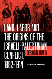 Land, Labor & the Origins of the Isreali- Palestinian Conflict, 1882-1914 (Paper)