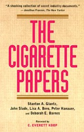 The Cigarette Papers | Stanton A Glantz |
