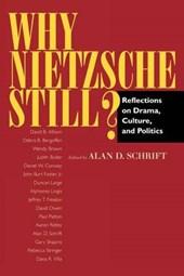 Why Nietzsche Still?