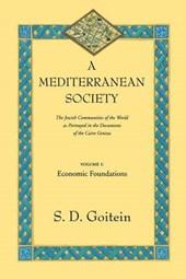 A Mediterranean Society V 1 - Economic Foundations