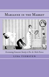 Marianne in the Market