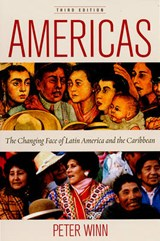 Americas - The Changing Face of Latin America and the Caribbean 3e | P Winn |