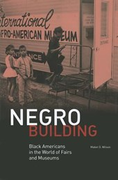 Negro Building - Black Americans in the World of Fairs and Museums