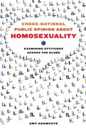 Cross-National Public Opinion about Homosexuality - Examining Attitudes across the Globe | Amy Adamczyk |