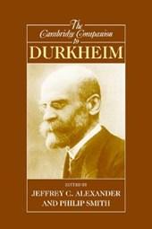 The Cambridge Companion to Durkheim