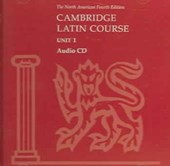 North American Cambridge Latin Course Unit 1 Audio CD | North American Cambridge Classics Projec |