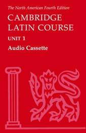 North American Cambridge Latin Course Unit 1 Audio Cassette