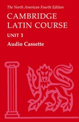 North American Cambridge Latin Course Unit 1 Audio Cassette | North American Cambridge Classics Projec |