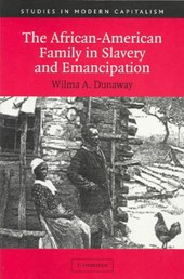 The African-American Family in Slavery and Emancipation
