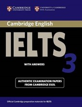 Cambridge IELTS 3 Student's Book with Answers |  |