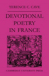 Devotional Poetry in France C. 1570-1613