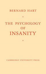 The Psychology of Insanity | Bernard Hart |