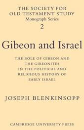 Gibeon and Israel