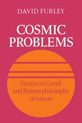 Cosmic Problems | David Furley |