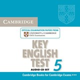 Cambridge Key English Test 5 Audio CD | Cambridge Esol |