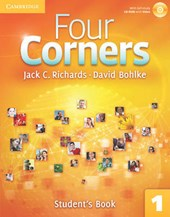 Four Corners Student's Book 1 [With CDROM]