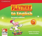 Playway to English Level 3 Class | Gerngross, Gunter ; Puchta, Herbert |
